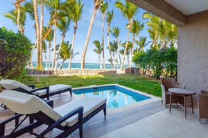 Luxury Jr Suite Ocean Front With Private Pool - Le Sivory by Portblue Boutique Adults Only All Inclusive